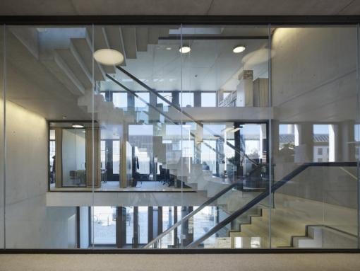 Izb Architekturpreis Und Dgnb Zertifikat Fur Berliner Gebaude