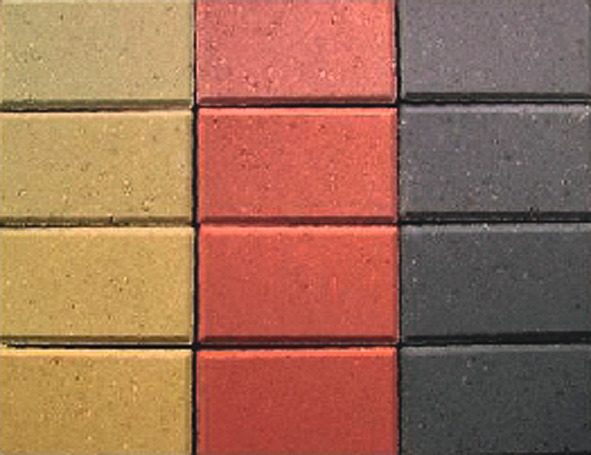 Concrete coloring: Basic principles leading to optimal ...