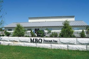 MBO Precast headquarters in Carver, Massachusetts, home to recently installed turnkey mixing and batching plant from&nbsp;Advanced Concrete Technologies.<br />
