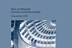 "<div class=""bildtext"">Das neue DBV-Merkblatt ""Beton und Betonstahl""</div>"