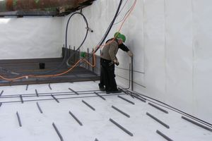 Preprufe – the composite fresh concrete system with abP for surface sealing