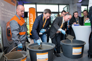 """<div class=""""bildtext_en"""">More than 100 customers witnessed the launch event for MasterEase in Salzburg, Austria</div>"""