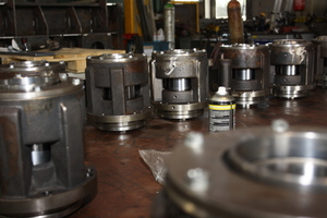 """<div class=""""bildunterschrift_en"""">Euromecc produces all single components for the production of mixers in the own factory </div>"""