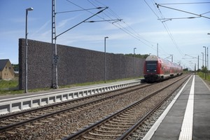 "<div class=""bildunterschrift_en"">The so-called VBionen absorb the noise at railroad tracks and lower the noise pollution. In acoustic tests they achieve sound absorption class A3 </div>"