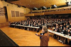 Reinhold Messner opened the 61. BetonTage