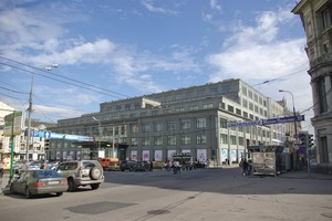 """<div class=""""bildtext_en"""">→ Decomo took part in the expansion of the prestigious department store """"TSUM"""" in Moscow in close vicinity to the Kremlin and Bolshoi Theater</div>"""