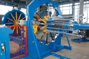 """<span class=""""bildunterschrift_hervorgehoben"""">Fig. 3 </span>MBK new generation cage machine, built 2010.<br />"""