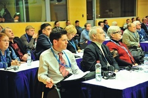 """<div class=""""bildtext_en"""">The participants of the BFT section were listening to speeches by scientists from Great Britain, Italy, Switzerland, the Czech Republic and Russia</div>"""