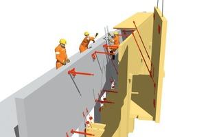 → The visual installation instructions, Belvedere attic