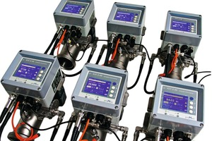 """<div class=""""bildtext_en"""">The robust measuring device sensors continuously monitor the entire process. In order to deliver accurate results, the system is scaled to the specific area of use during commissioning.</div>"""