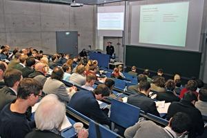 """<div class=""""bildtext"""">Anfang März dieses Jahres erlebten die Gäste des 25. Schleibinger Rheologie-Kolloquiums an der OTH Regensburg eine gelungene Jubiläumsveranstaltung</div>"""