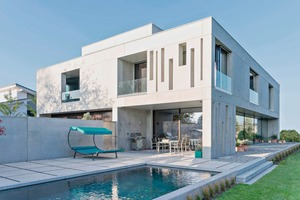 """<div class=""""bildtext"""">Objekt Wohnhaus Keller, Diepoldsau, Schweiz; Architekt Joshua Loher</div>"""