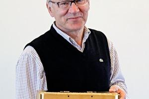 "<div class=""bildtext_en"">Jorma Kyckling was instrumental to the development of the Deltabeam </div>"