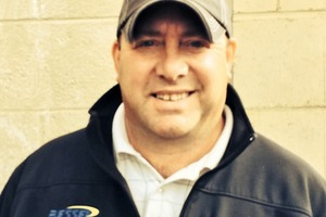 Jeff Lindberg joined Besser as Sales and Service Representative