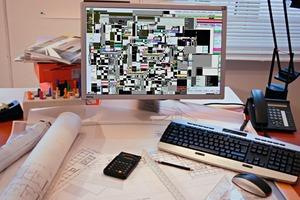 """<div class=""""bildtext"""">Aufmacher Digitale Würmer können im Unternehmen schnell Schaden anrichten und neben diesem """"Bildschirmsalat"""" auch ernsthaftere Schäden verursachen</div>"""