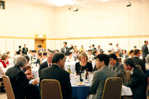 Banquet on 1st International Conference on Concrete Sustainability