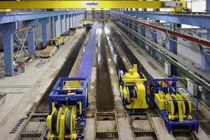 """<div class=""""bildtext"""">Von der Weiler GmbH errichtetes Fertigteilwerk von Stroyindustriya in Russland</div>"""