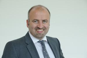Sven Larsen ist zuständig für Vertrieb, Marketing, IT, Finanzplanung und Controlling sowie Human Resources <br />