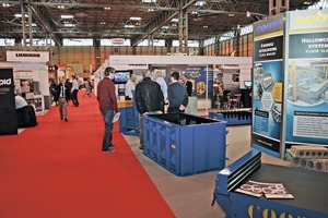"""<div class=""""bildtext_en"""">More than 200 exhibitors enjoyed the interest of several thousands of trade visitors on the two exhibition days</div>"""