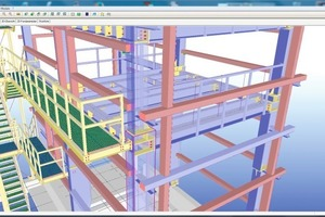 """<div class=""""bildtext_en"""">In combination with Strakon, the new Stahlbau 3D module enables an integrated reinforced concrete andsteeldesign approach</div>"""