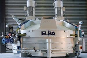 "<span class=""bildunterschrift_hervorgehoben"">Fig. 1</span> Elba Planetary Counterflow Mixer EMPG 1000.<br />"