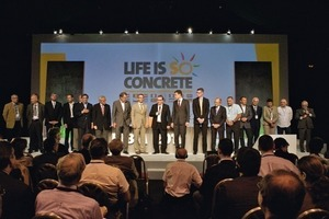 The BIBM Congress 2011 took place in France