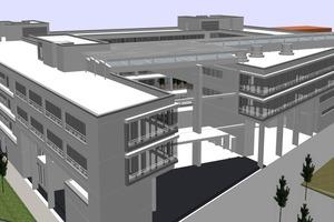 Nemetschek Haus München, Visualisierung