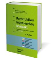 Vierte Auflage von Konstruktiver Ingenieurbau kompakt <br />