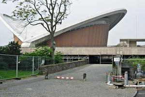 """<div class=""""bildtext"""">Im Haus der Kulturen der Welt und Kongresshalle (HKW), Berlin, kamen Bauteilverstärkungen mit Carbon zumEinsatz</div>"""