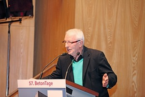 2013 konnte sich Gerhard Horstmann für den Innovationspreis bedanken. Mit seiner Firma H-Bau entwickelte er Rapidobat Cretcon, ein Schalrohr für glatte Stützen-Oberflächen
