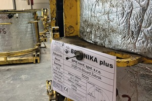At Betonika Plus 32steel molds are available for daily production of as many manhole bases
