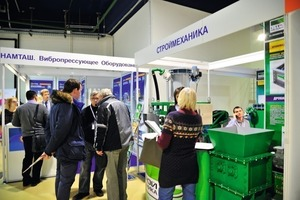 "<div class=""bildtext_en"">156 exhibitors were represented, including B+S, Teka, Eirich, Nordimpianti, Meka and Doubrava </div>"
