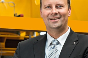 """<div class=""""bildtext_en"""">Beginning in July of 2015, Dr.-Ing. Markus Deimel, together with Hans-Jörg Vollert und Gerhard Geist, will be in charge of Vollert, leading plant engineering specialists</div>"""