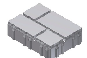 Abb. 2 Paving stone with  sliding safety.