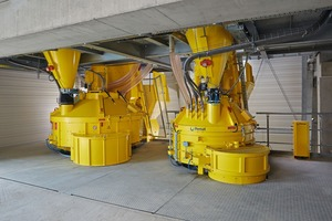 """<div class=""""bildtext_en"""">The two newly installed mixers are Pemat planetary mixers of type 750/2250</div>"""