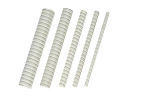"<div class=""bildunterschrift_en"">The glassfiber reinforcement Schöck ComBAR is available as straight bar with diameters from 8-32mm in the required length</div>"