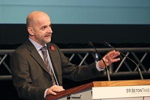Friedrich Gebhart, Präsident des FBF