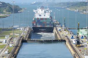 Die für den zum Panama-Kanalausbau erforderlichen Betonwerke sind mit DornerSteuerungen ausgerüstet
