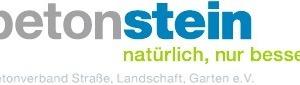 <p>Address/Anschrift</p>Betonverband Straße, Landschaft, Garten e.V. Schloßallee 10<br />53179 Bonn/Germany<br />Tel. +492 28 9 54 56-22<br />Fax +49 2 28 9 54 56-90 slg@betoninfo.de<br />www.betonstein.de<br />