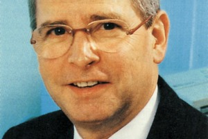 1 In 1996, Dr.-Ing. Karl Hornung was the head organizer of the Ulmer ­Beton- und Fertigteiltage