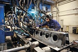 "<div class=""bildtext_en"">Peikko intends to produce 250Deltabeams per week at thenew Kaunas factory</div>"