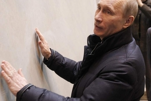 Der damalige russische Ministerpräsident Wladimir Putin besichtigte die Produktionsanlage persönlich