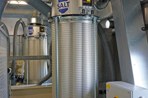 """<div class=""""bildunterschrift_en"""">Exhaust air filters reduce dust emission </div>"""