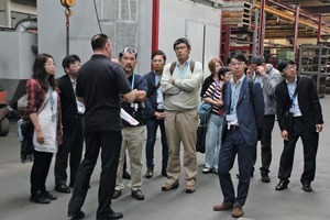 "<div class=""bildtext_en"">A total of about 100 representatives of the precast concrete industry paid a visit to the Lengenfeld facility of Kobra located about 130 km southwest of the German city of Dresden </div>"