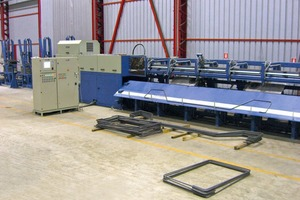Machine processing up to 20 mm, model Syntheton 20x6 HE