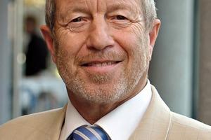"""<div class=""""bildtext"""">Dipl.-Ing. Eberhard Bauer ist Vize-Präsident des BIBM. In verschiedenen BIBM-Kommissionen sind Vertreter von FBF, FDB, Verband Nord und BetonBauteile Bayern vertreten</div>"""