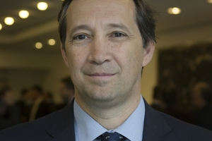 Dr. David Fernández-Ordóñez worked for precasters and academic institutions before his appointment as new secretary general of fib
