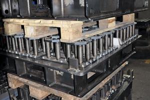 """<div class=""""bildtext"""">Lammers-Produkte sind weltweit im Einsatz: Stempel stehen bereit zur Auslieferung </div>"""