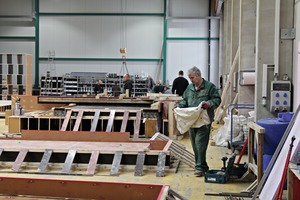 """<div class=""""bildtext_en"""">View of plant 3, where among other things, the prefabricated balconies are produced</div>"""
