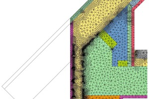 """<div class=""""bildtext_en"""">FEM grids provide theadvantage of more accurately capturing and calculating any conceivable shape, including round, free-form or oblique structural components </div>"""